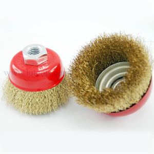 Crimped Cup Wire Brush