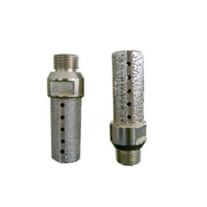 Vacuum Brazed Diamond Finger Bit
