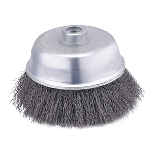 Heavy Cup Wire Brush