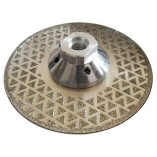 Electroplated Diamond Blade for Cutting Marble&glass&ceramics