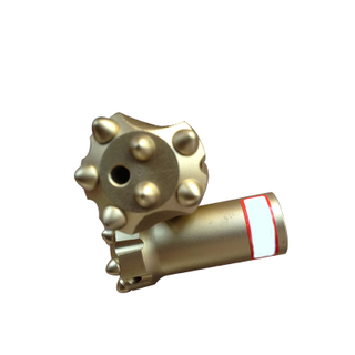 R22 Thread Button Bit for Mining
