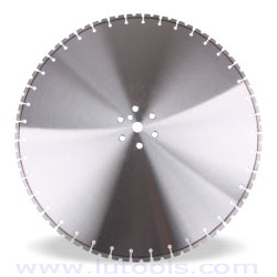 Diamond Saw Blade Silver Brazed for Wall Cutting
