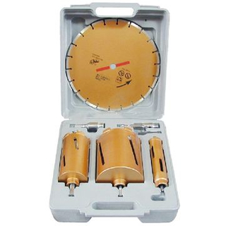 Diamond Blade And Core Drill Bits Set