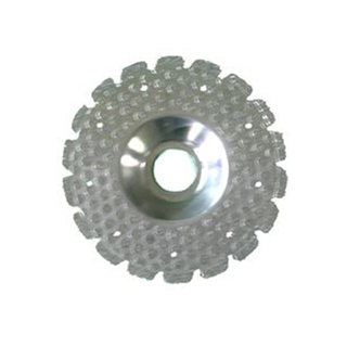 Electroplated Segmented Diamond Grinding Cup Wheel with DOT