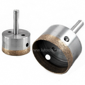 Sintered Diamond Drill (Round Shank)