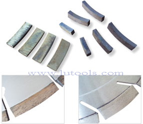 Diamond Segments for Saw Blade