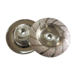 Vacuum Brazed Diamond Cup Wheels