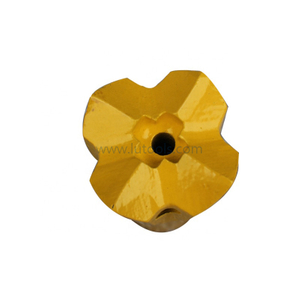 Furnace Tapping Cross Type Drill Bit 55mm/60mm/65mm/70mm Furnace Tapping Cross Type Drill Bit